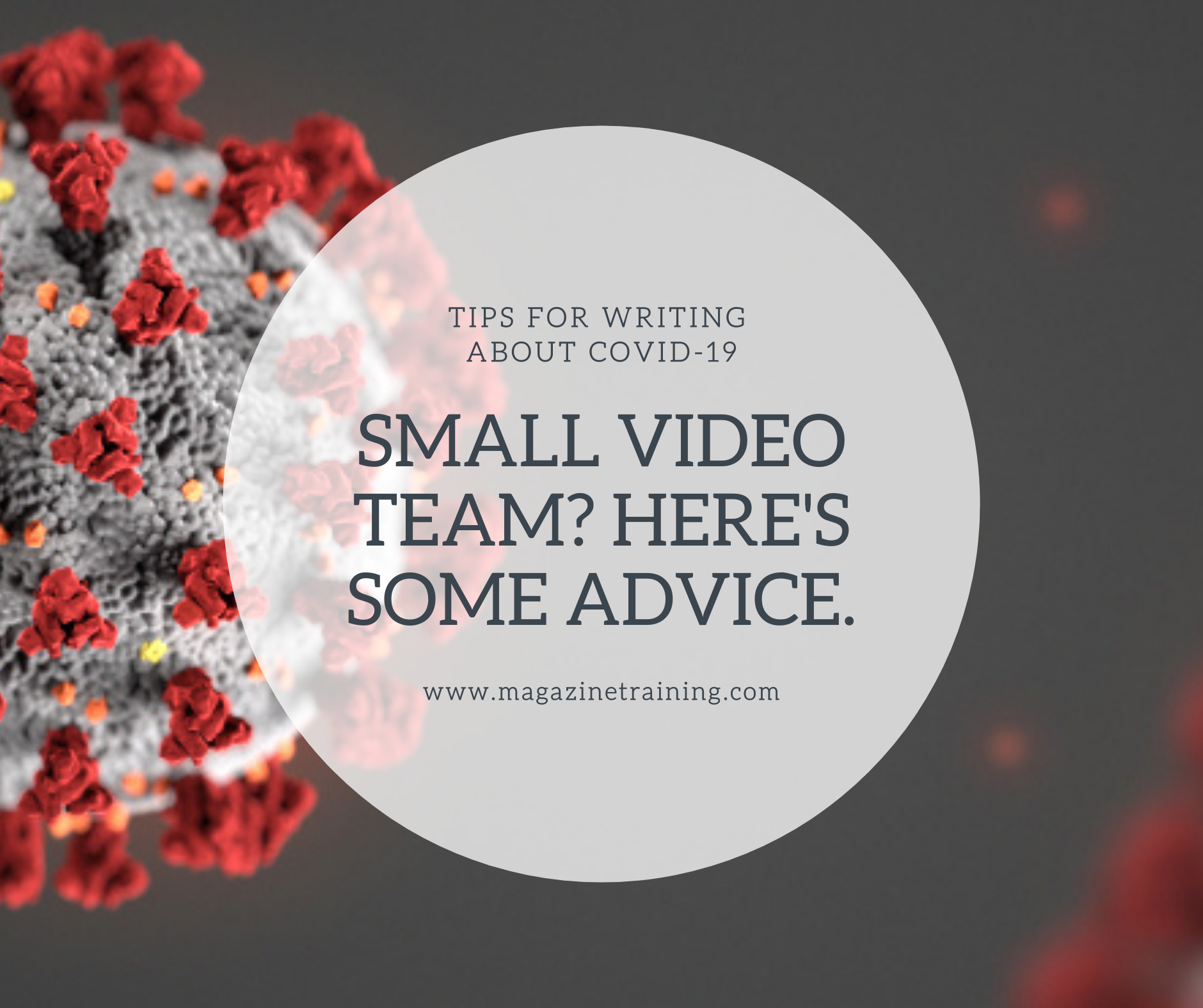 small video team advice