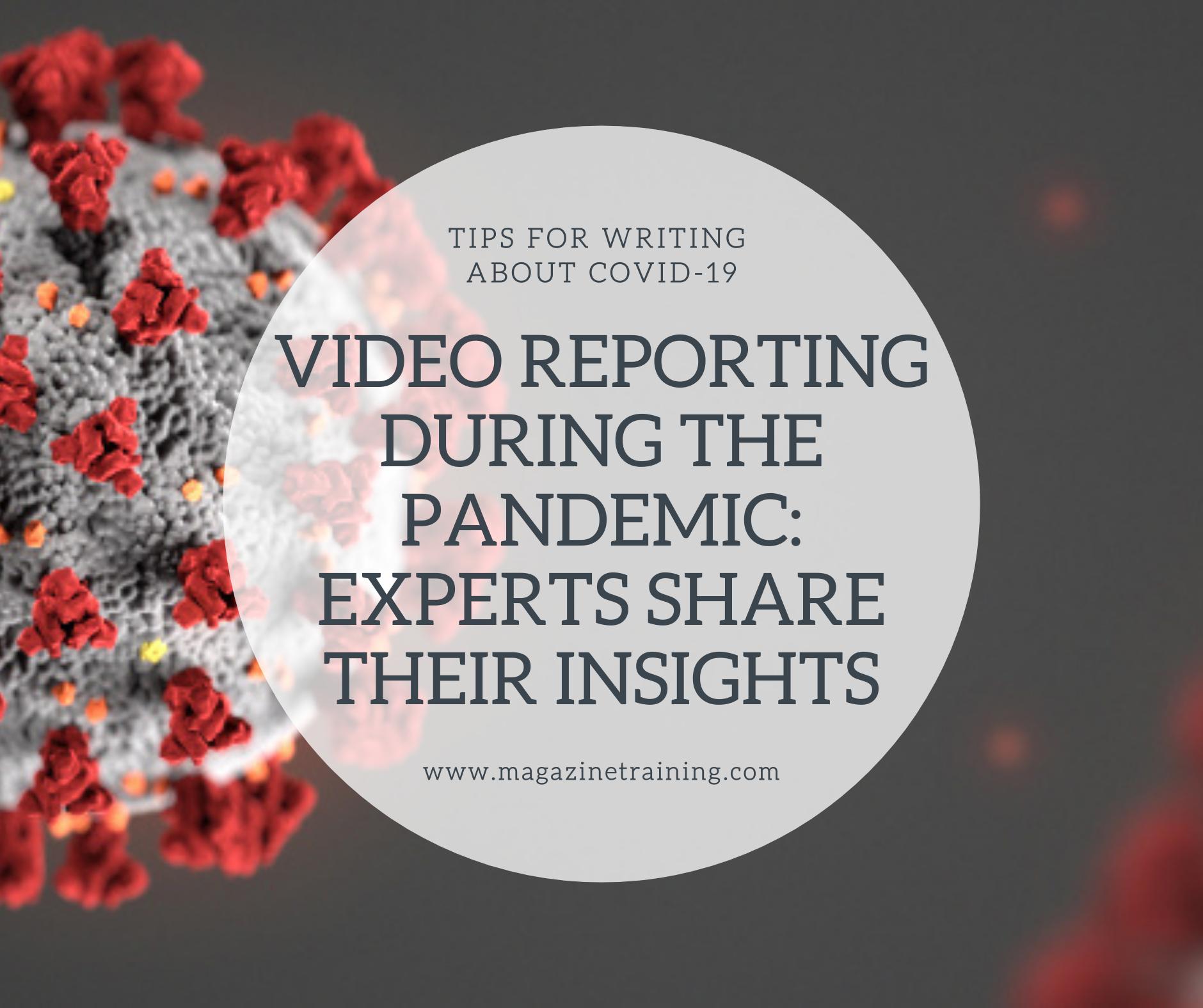 video reporting