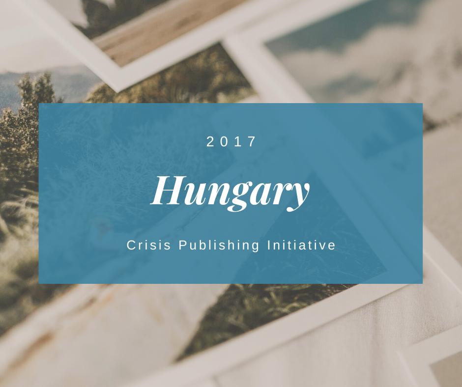 Crisis Publishing Initiative