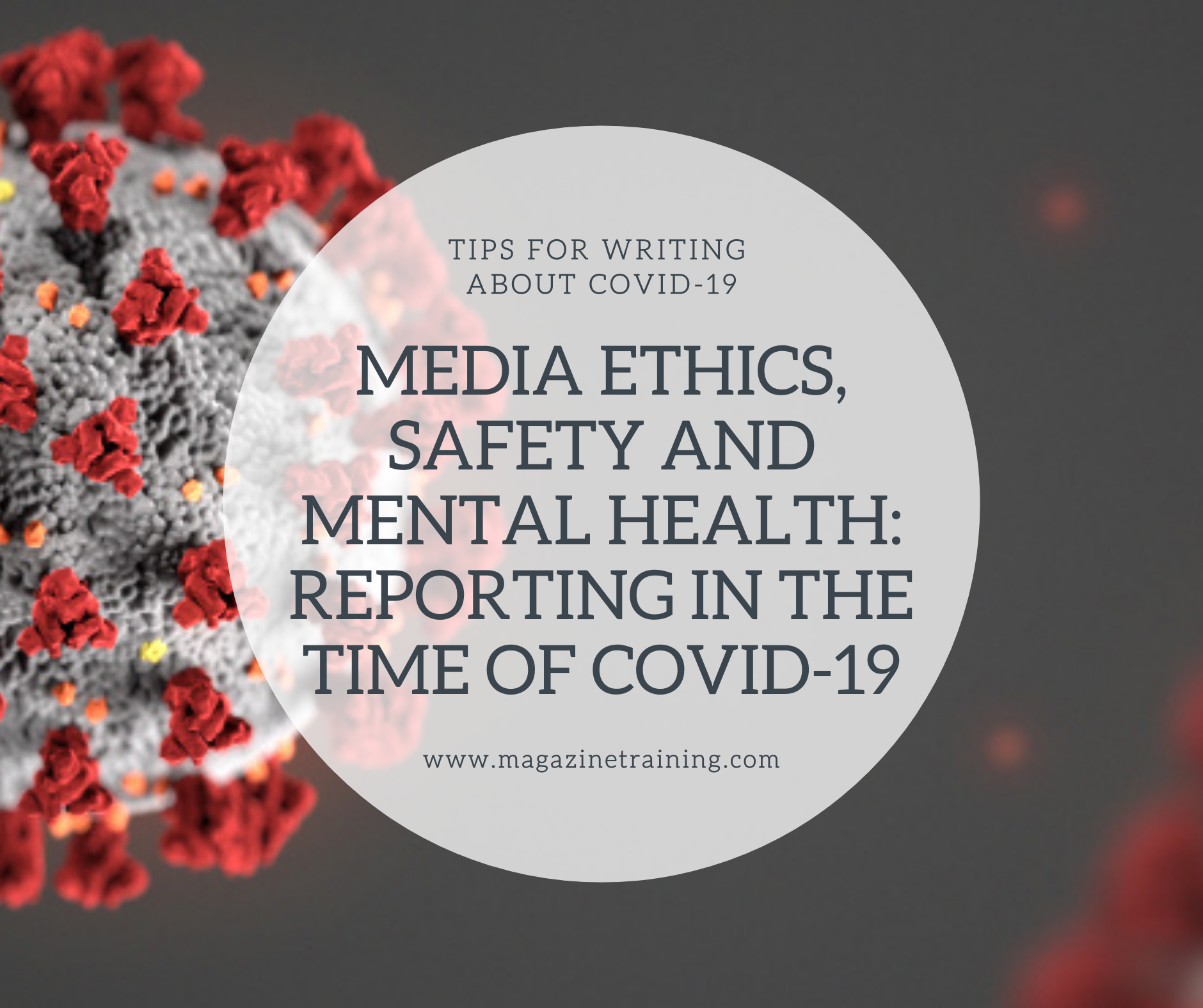 media ethics and safety