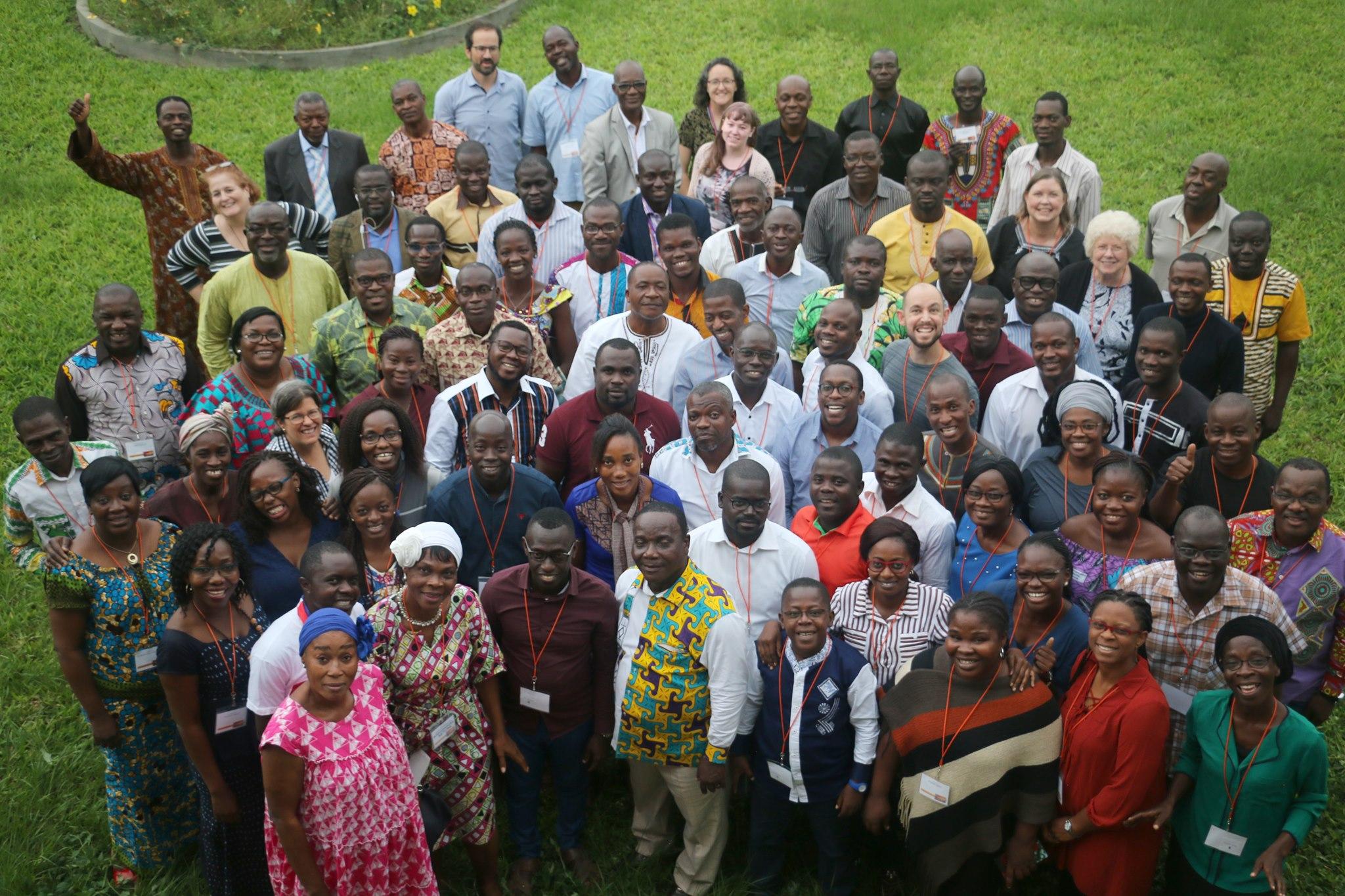 photos from Côte d'Ivoire course