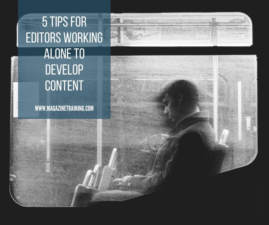 develop content