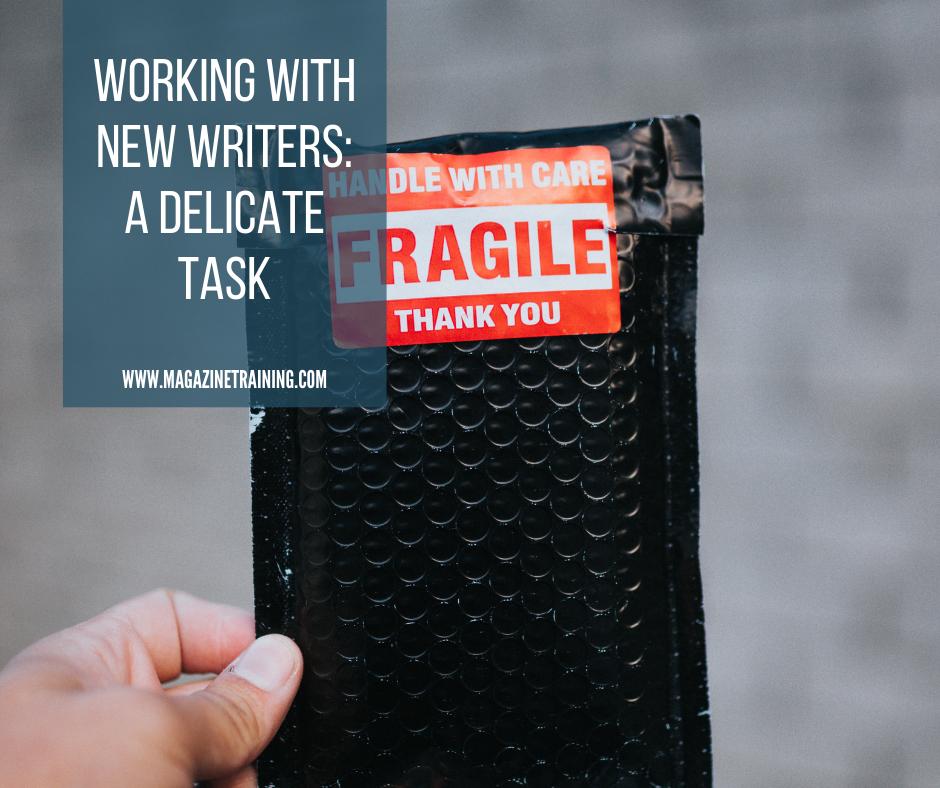 new writers
