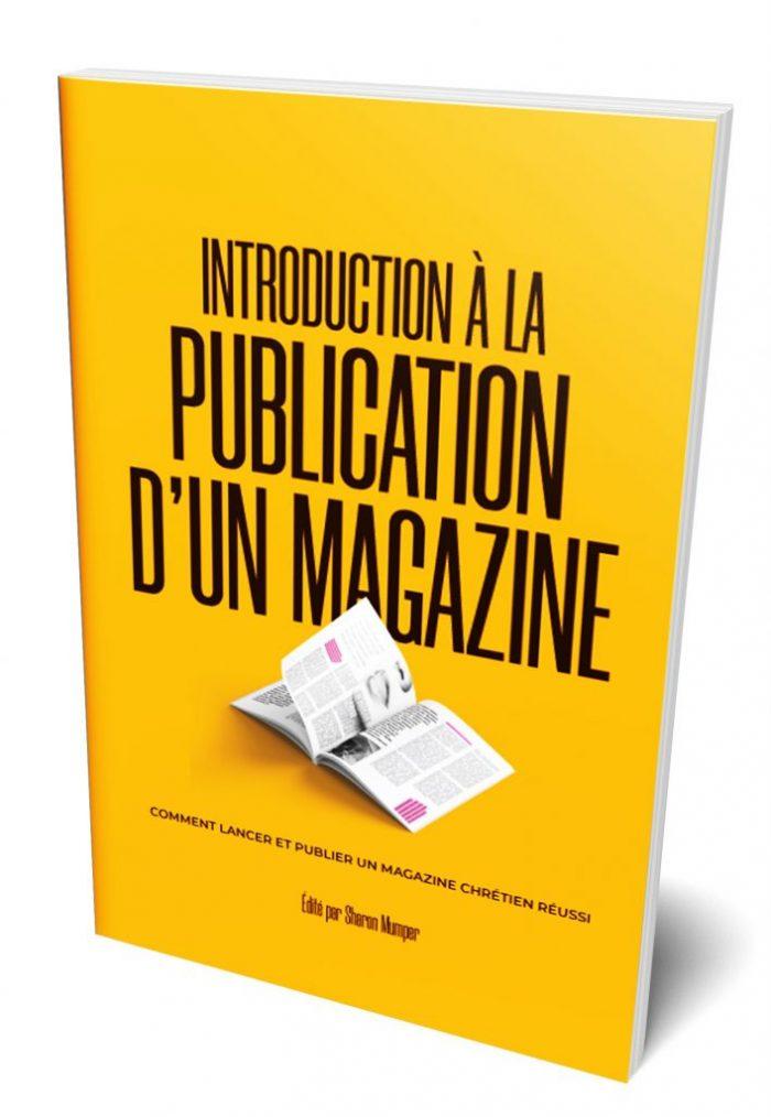 Introduction à la publication