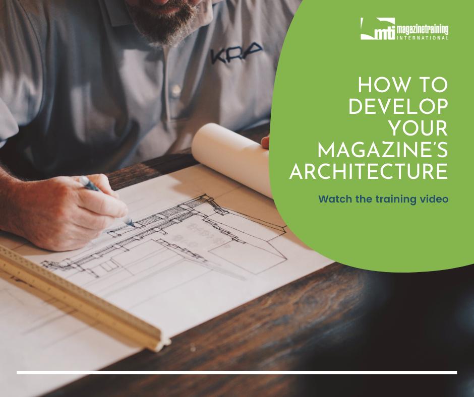 magazine's architecture
