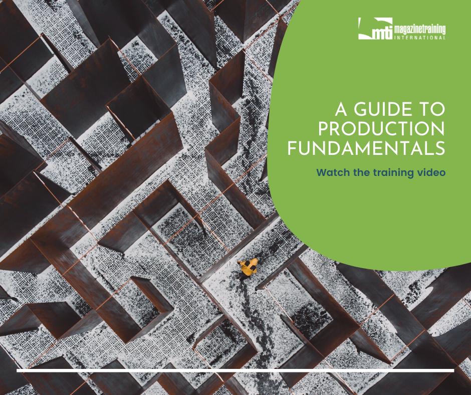 production fundamentals