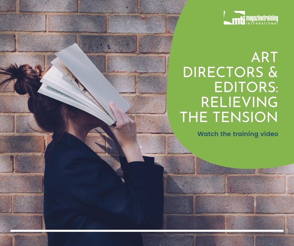 Art directors and editors