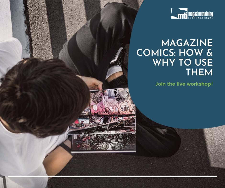 magazine comics