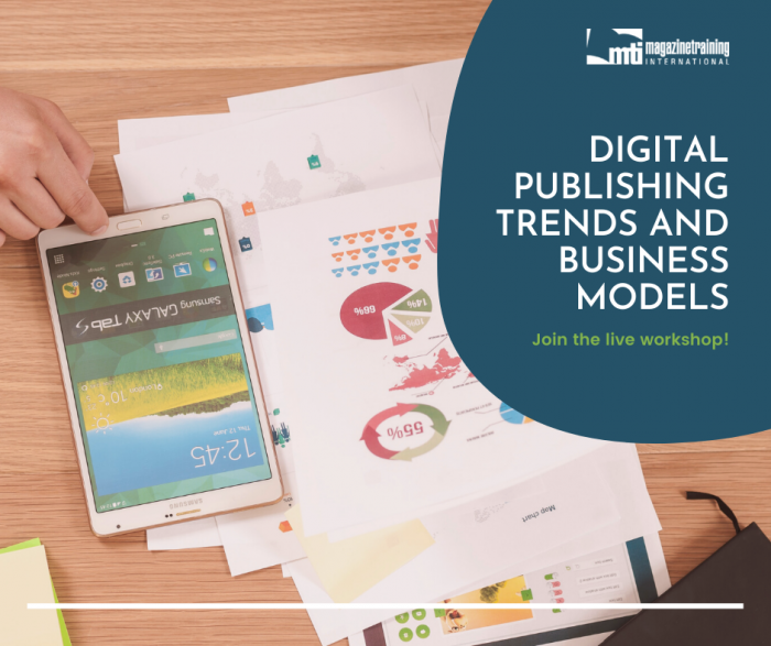 digital publishing trends