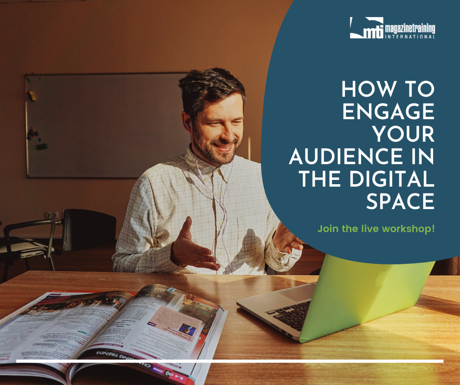 engage your audience