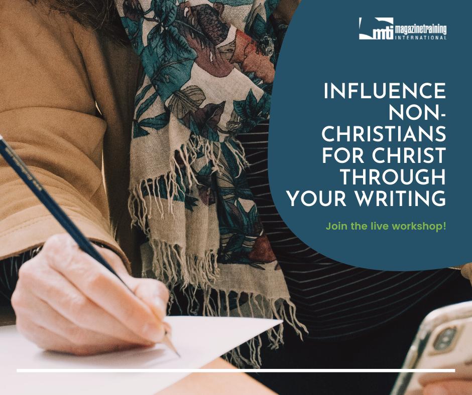influence non-Christians