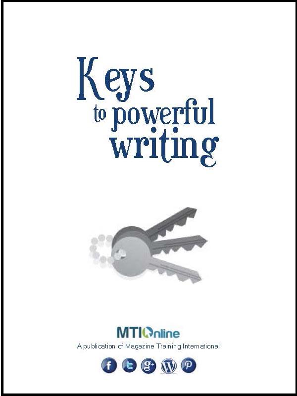 powerful writing