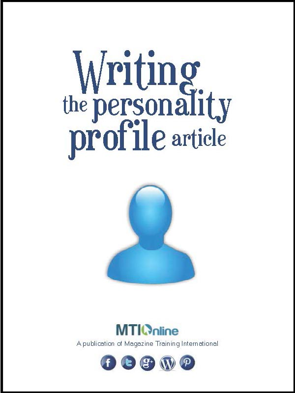 personality profile article