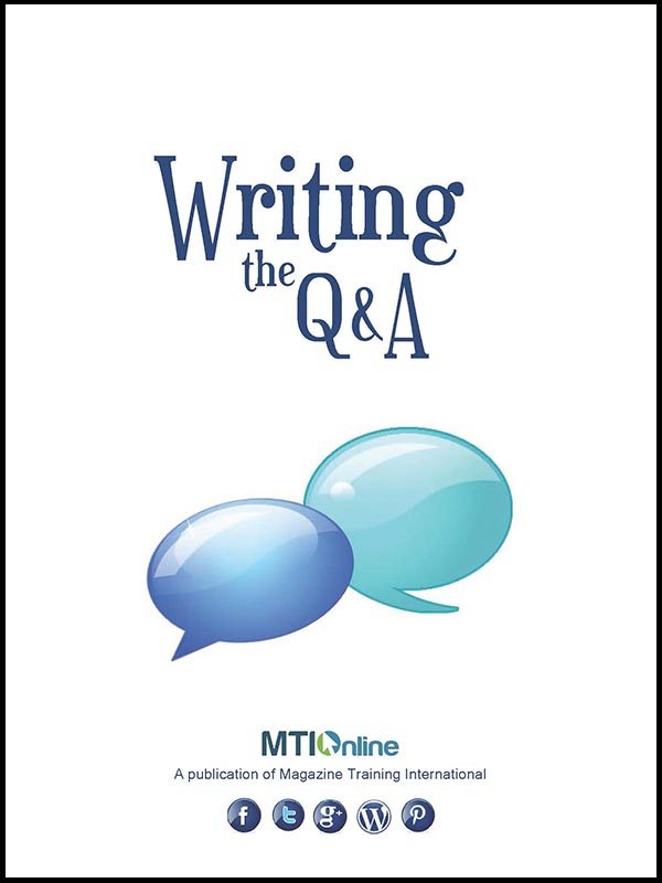 writing the Q and A