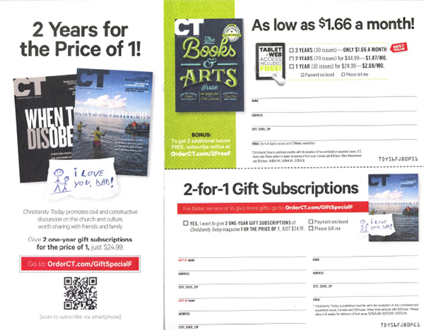 Bind-in gift subscription renewals