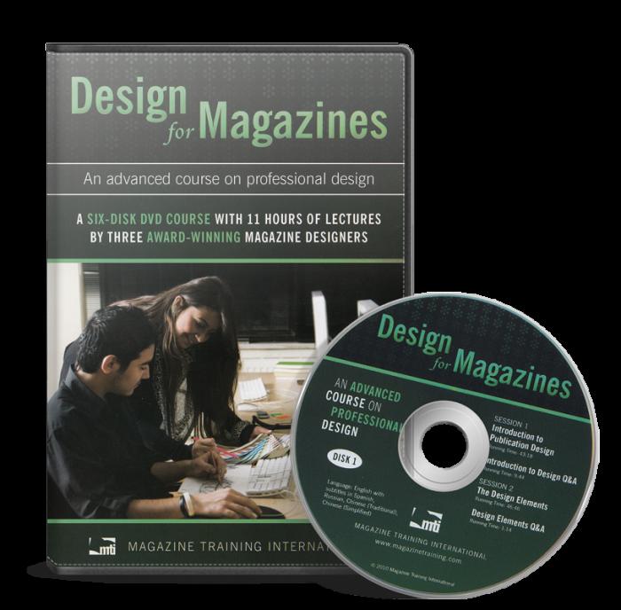 design for magazines
