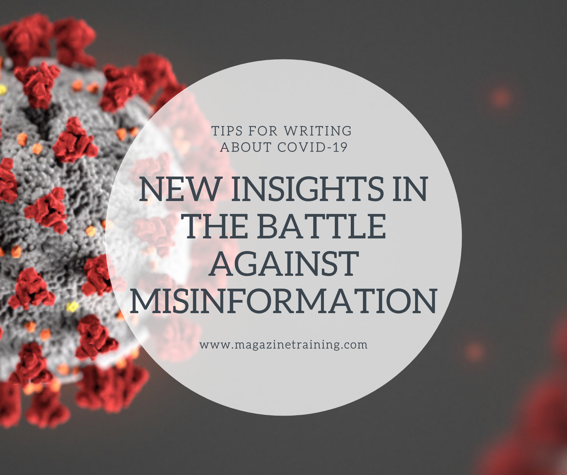 battle against misinformation