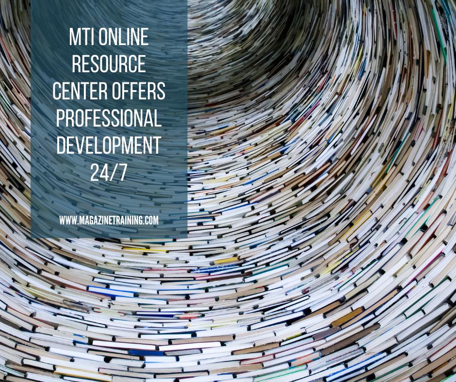 MTI Online resource center