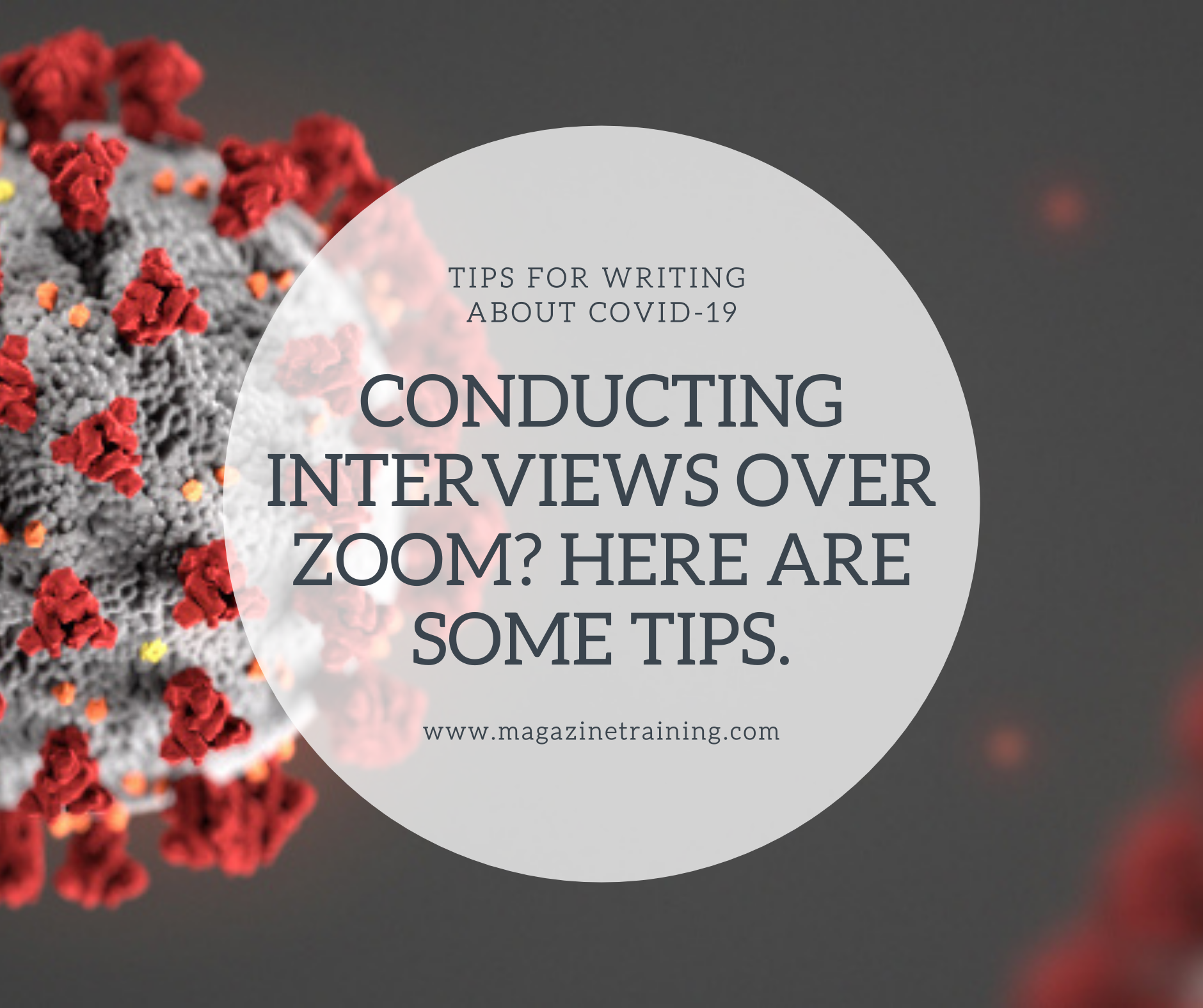 interviews over zoom