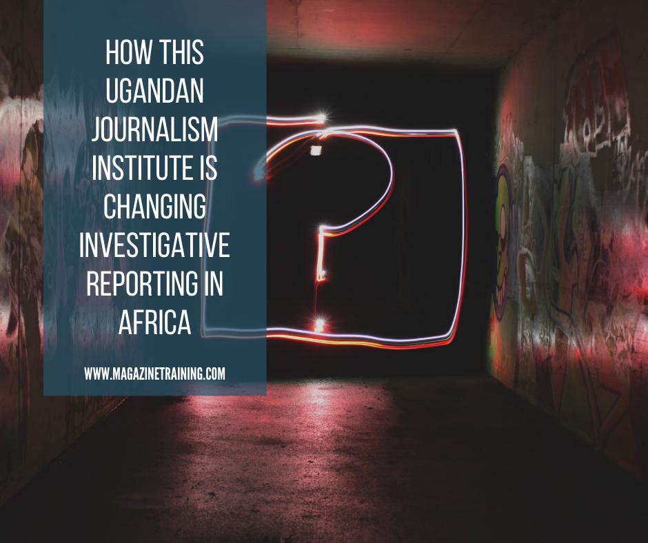 investigative reporting in Africa